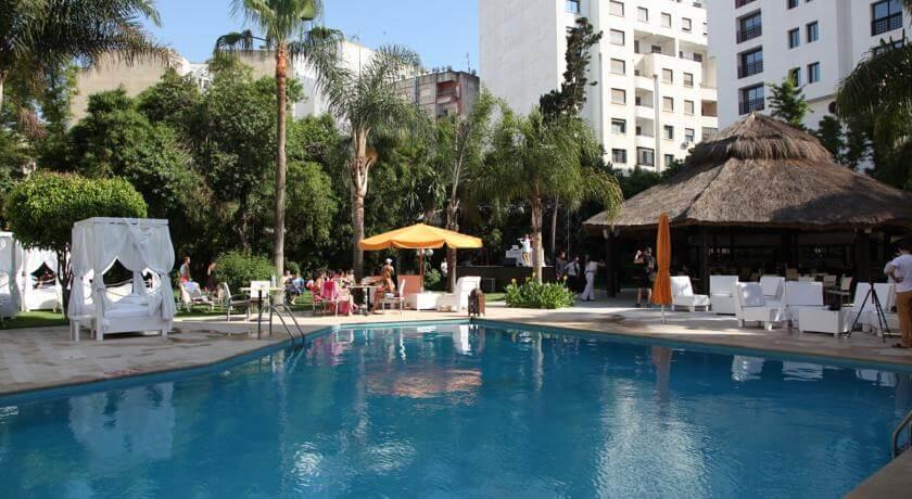 Hôtel El Oumnia Puerto