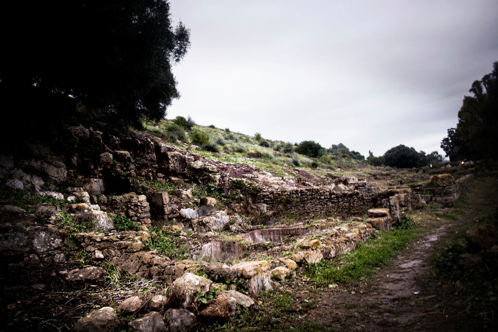 Ruines à Lixus