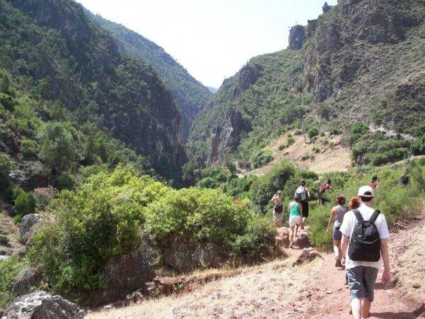 Le Parc national de Talassemtane