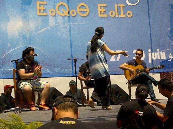 Le Festival Tarab Tanger de musiques traditionnelles du Monde