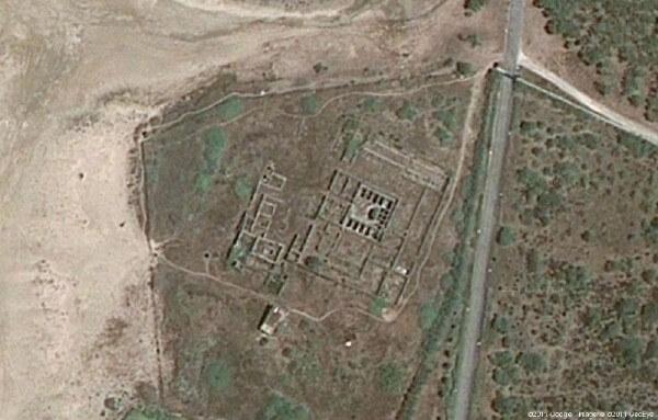 Site archéologique de Cotta