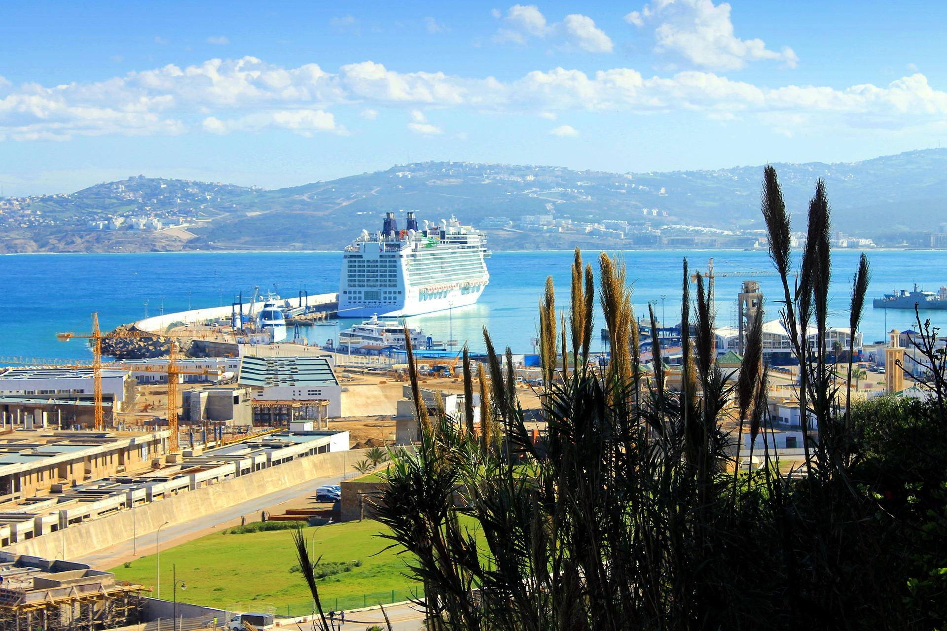 Se rendre à Tanger en Bateau